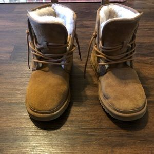 Men's UGG boots size 10